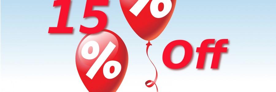 Big Discount ASP.NET Core 1.0 Hosting 15% OFF Sale