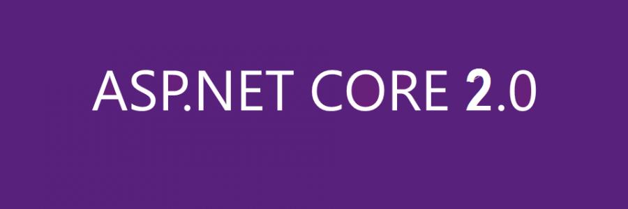 Novità ASP.NET Core 2 (Preview 2)