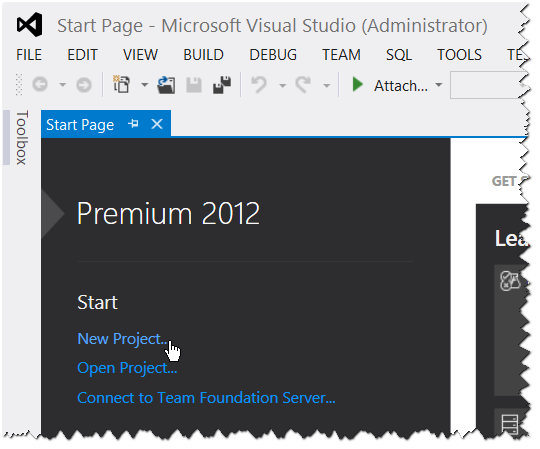 New SharePoint Project 1