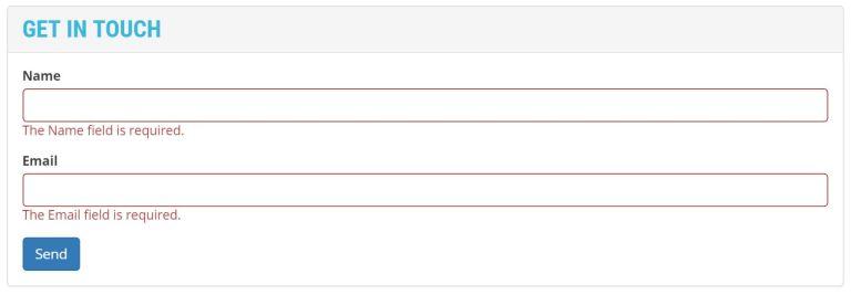form-bootstrap-validation